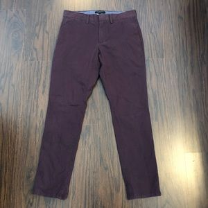 Banana republic Fulton chino pants size 30 x30